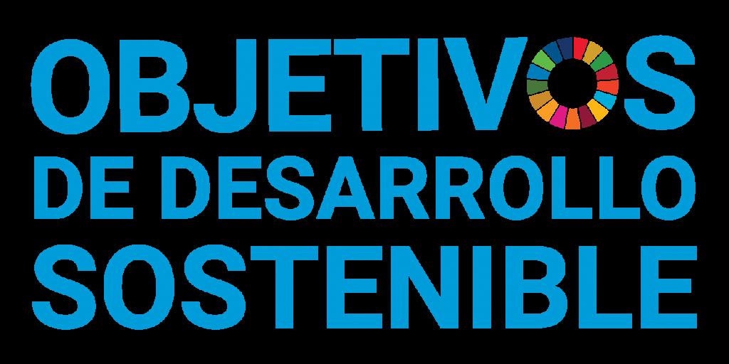 Logotipo ODS rectangular transparente
